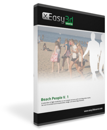 Beach People V. 1
