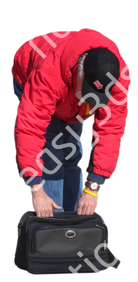 (Single) Cool Weather Casual V. 1 #037 man, standing